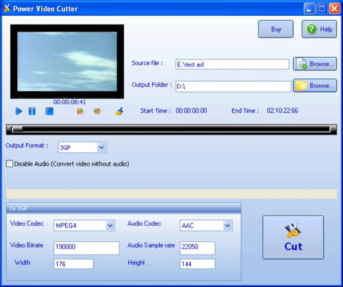video cutter and converter free download