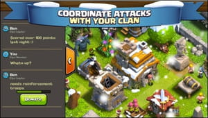Download the latest version of Clash of Clans free in