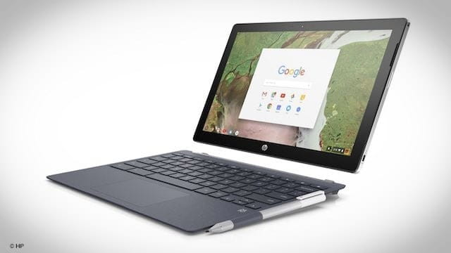 HP Launches Chromebook X2 at $599