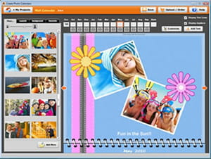 download the latest version of ez photo calendar creator free in