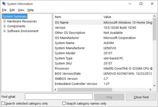 How To Identify Your Motherboard in Windows 10