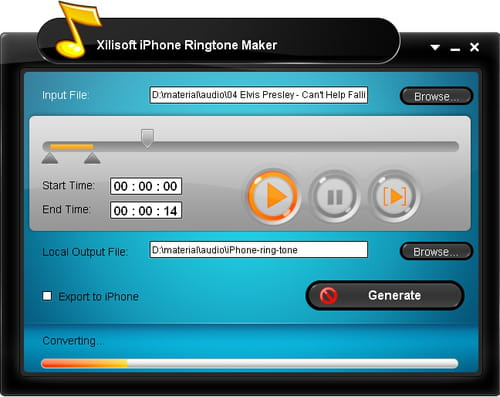 iphone ringtone format the version of iphone ringtone maker pro 8599