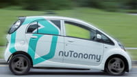 World's First Self-Driving Taxis Debut