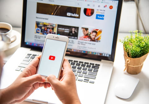 How to hide YouTube subscriptions and playslists