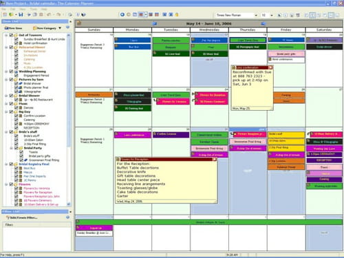 Download the latest version of the calendar planner free for Planning software free