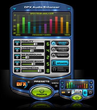 dfx audio enhancer driver windows 10