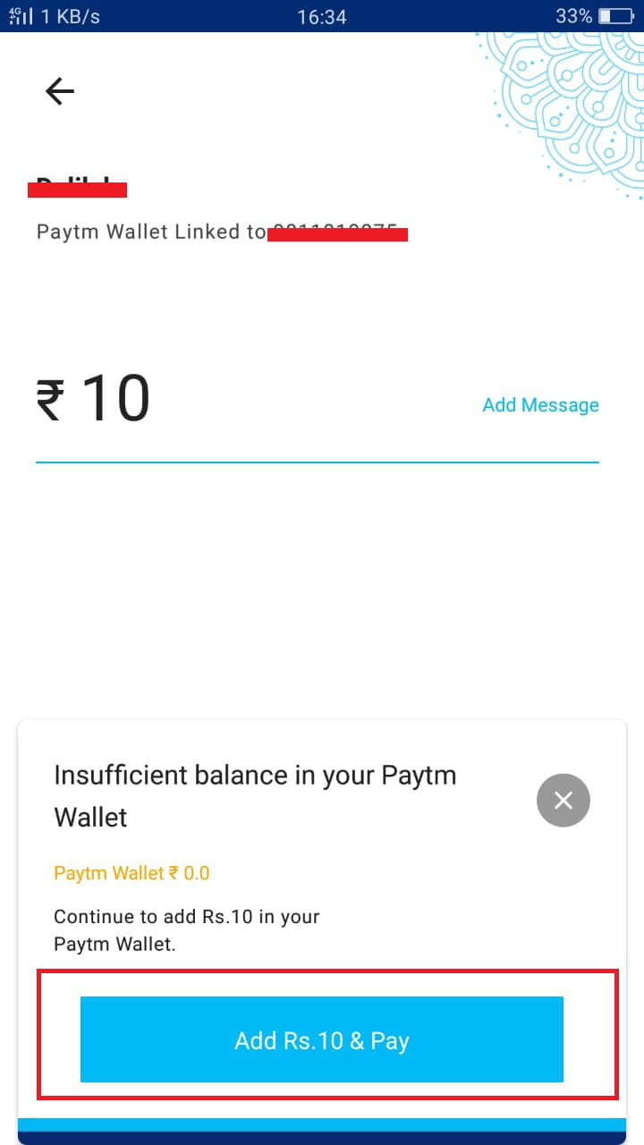 How To Make a Payment Using Paytm Wallet