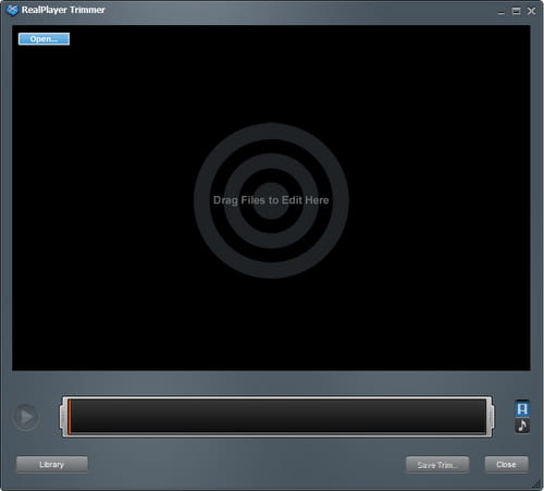 Cut your video or audio files with realplayer first use ccuart Image collections