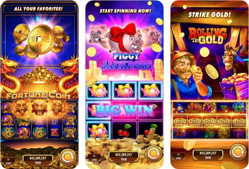 Free Slots Mobile Game