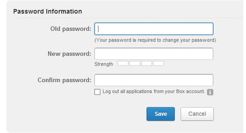 how to change your password on