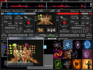 Download the latest version of Virtual DJ Home Edition free in English