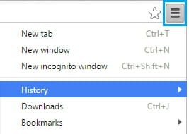 How To View Recently Visited Websites on Google Chrome