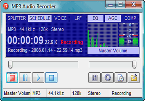 Download The Latest Version Of MP3 Audio Recorder Free