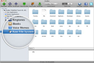 Download the latest version of i-FunBox for MAC free in