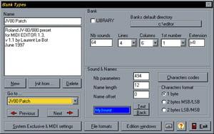 Download the latest version of MIDI Editor free in English