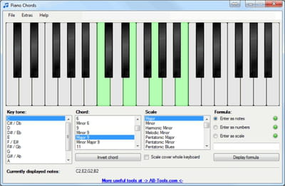 keychord piano chords scales apk free download
