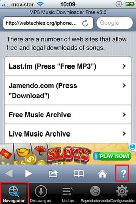 Download Music on Your iPhone with MP3 Music Downloader