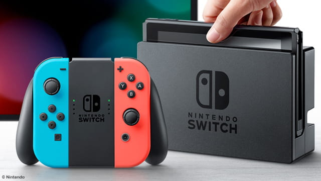 Nintendo Plans Barrage of Switch Titles