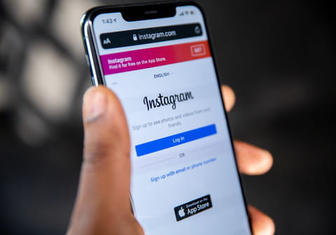 Create Instagram account: without phone number, on PC