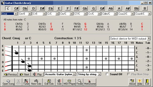 Guitar Tab Software - Free downloads ... - download.cnet.com
