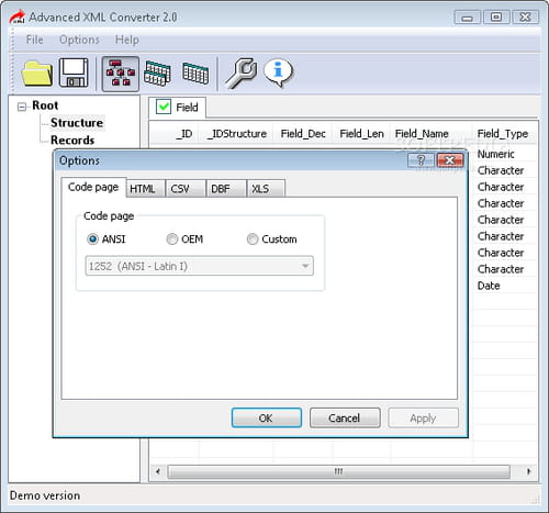 xml to pdf converter software free download