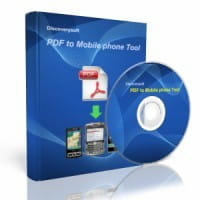Download the latest version of PDF to Mobile phone Tool free in