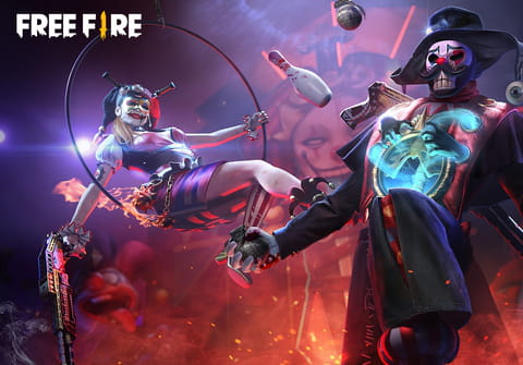 Play Garena Free Fire on PC: free, download