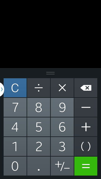 Android How To Enable The Scientific Calculator