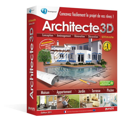 download the latest version of architecte 3d nexgen ultimate free in