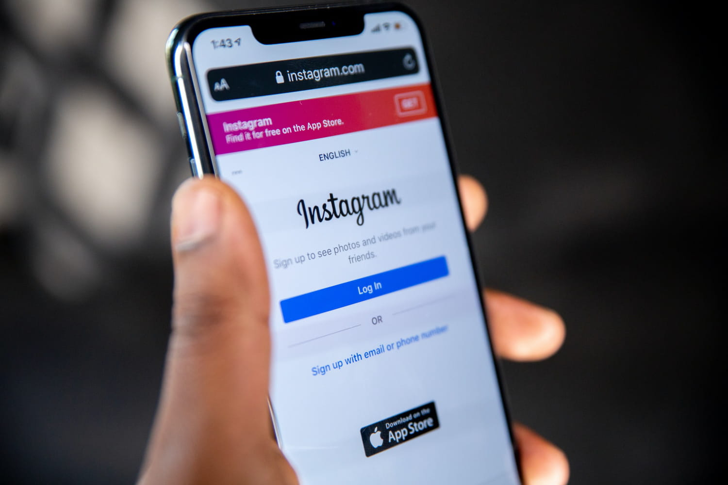 How To Open An Instagram Account Without Phone Number