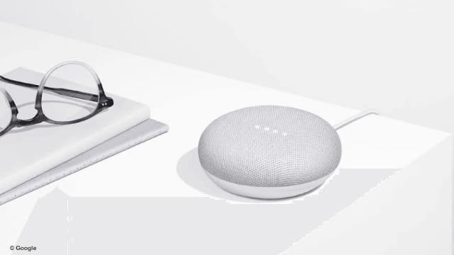 Google Amps Up Home Mini Speaker