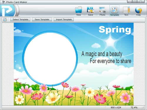 download the latest version of kigo photo card maker free in english