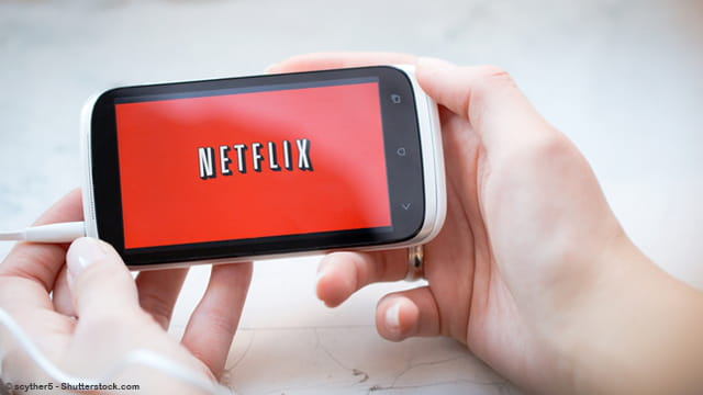 Apple Poised to Snap Up Netflix
