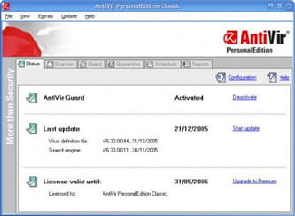 Download the latest version of Avira Free Antivirus 2019