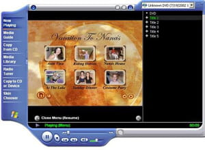 Download the latest version of DVD Decoder Pack free in