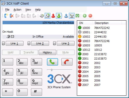 Download the latest version of 3CX VOIP Phone for Windows free in