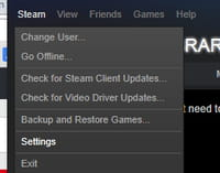 How To Display the In-Game FPS Counter on Steam