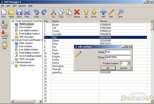 download the latest version of dekart sim manager free in