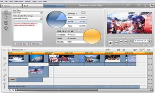 pinnacle studio software free download windows xp
