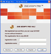 Download the latest version of DVD XCopy Pro free in English on CCM