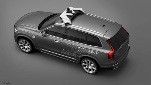 Uber Receives Self-Driving Car Test Ban
