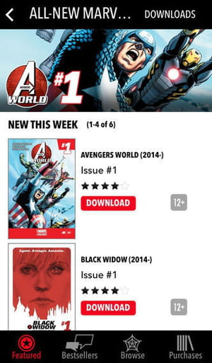 download the latest version of marvel comics free in english on ccm