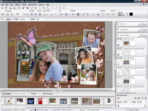 Download the latest version of ACDSee Photo Editor free in