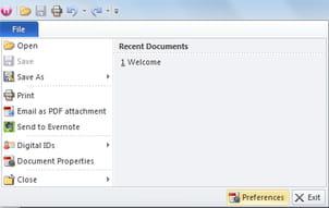Nitro PDF Reader - Set as default PDF reader