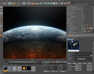 Download the latest version of Cinema4D free in English on CCM