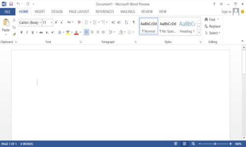 free download software microsoft office word 2013 full version