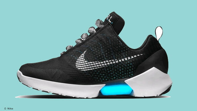 Nike Tests Tech with Nike Fit