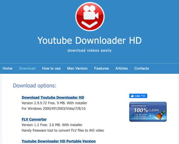 free download youtube downloader hd full version for windows 7
