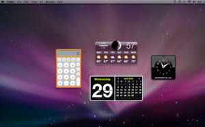 MacOS - Re-organize your widgets (Dashboard)