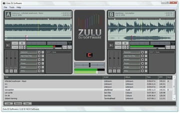 Download the latest version of Zulu Professional DJ Software